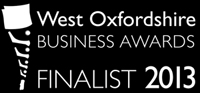 West Oxfordshire Business Award 2013
