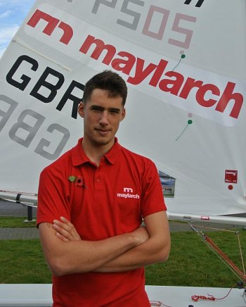 Local sailor with Olympic potential receives Maylarch support