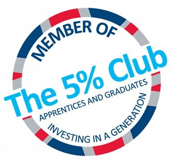 Maylarch's pledge to the 5% Club