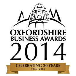 Maylarch reaches the final of the 2014 Oxfordshire Business Awards