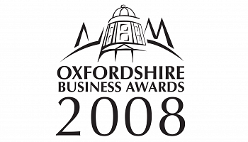 Finalist - Sustainability & Property Oxfordshire Business Awards 2008