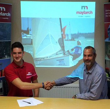 Sponsorship extended for Cameron Tweedle Sailing