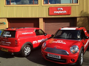Maylarch is recruiting a vehicle/plant/equipment administrator