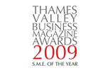 SME of the Year Thames Valley Business Awards 2009